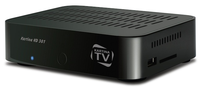 Kartina HD 301 WLAN/WIFI